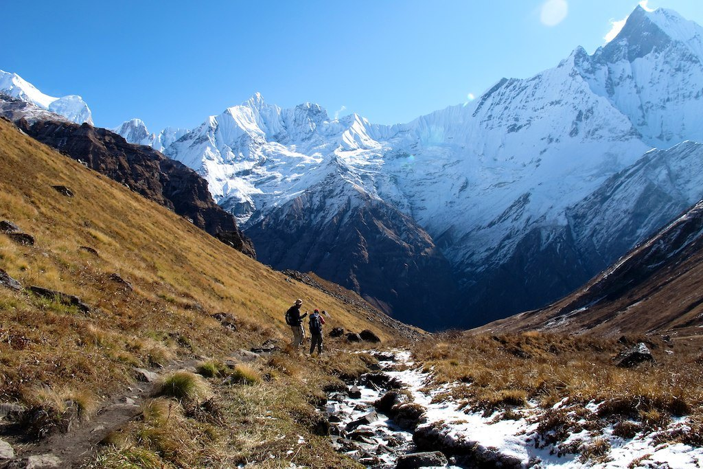 Take A Year Off From Work Without Leaving Your Job Mountain Nepal Himalayas Annapurna